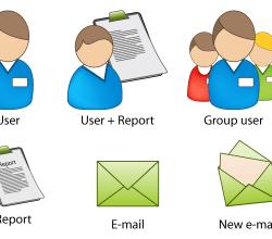 Free User Status Icons Vector