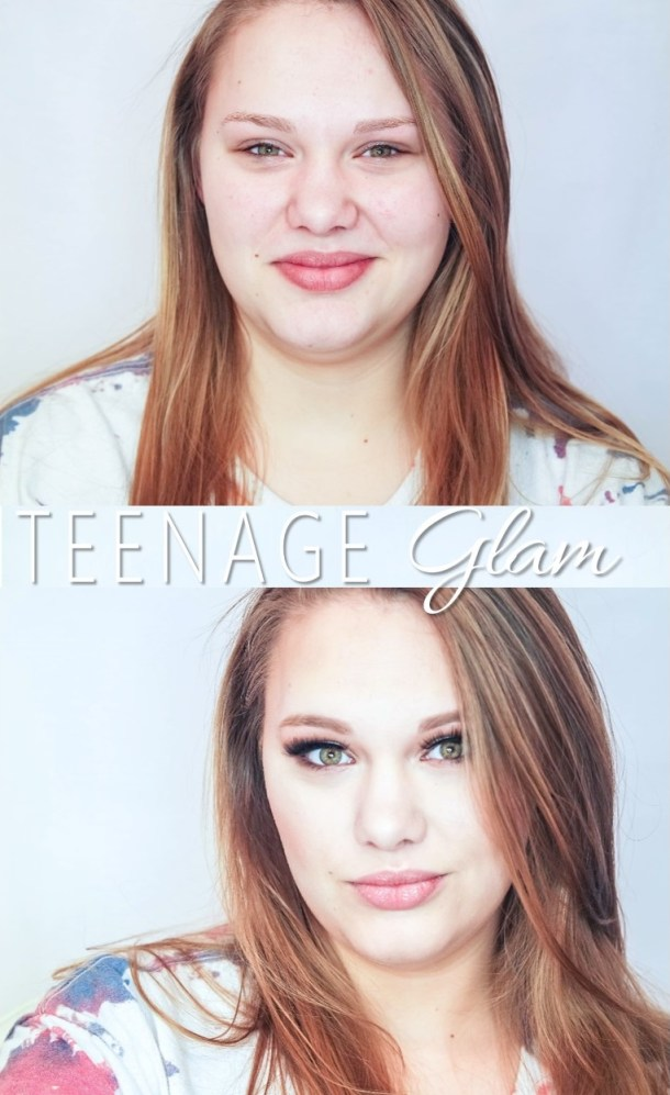 Teenage Glam