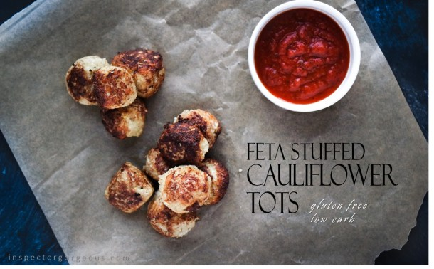 feta-stuffed-cauliflower-tots