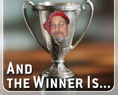 iz and the winner is
