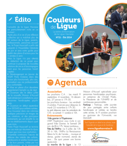 Couleurs de Ligue N°21