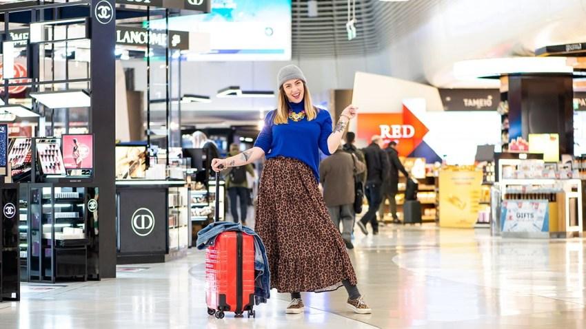 Δώρα για φίλους: Christmas shopping στο αεροδρόμιο