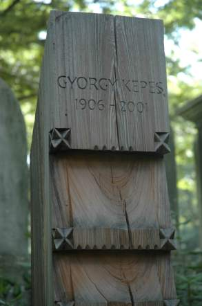 Gyorgy Kepes marker