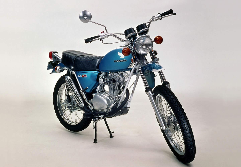 Honda SL 125 S und XL 125 S - Unkompliziertes Dirt Bike