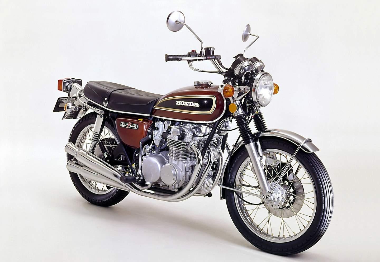 """Honda CB 550 Four - Neuauflage im """"Vier-in-Eins"""" Look"""