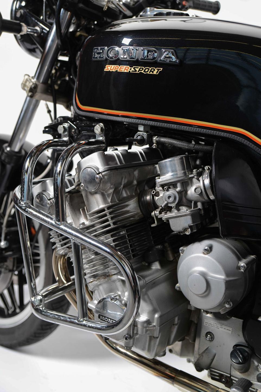 Honda CBX 1000 - Sechserpack in Reihe