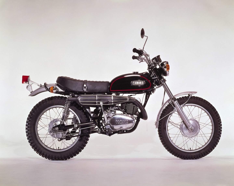 Yamaha RT 360 -  Nichts für Weicheier