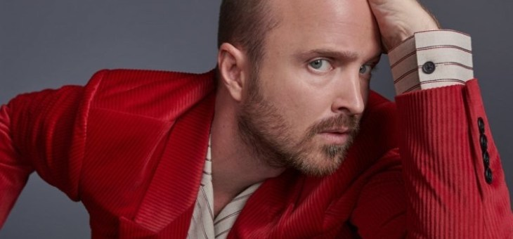 Shot At Quixote: Aaron Paul by Gavin Bond for Modern Luxury