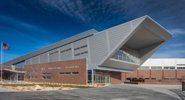 Valspar CENTRIA Team Up To Provide Architectural Solution