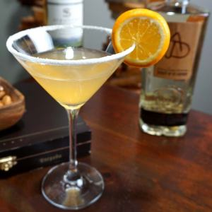 St. Supéry Andrew Jackson Sidecar Cocktail