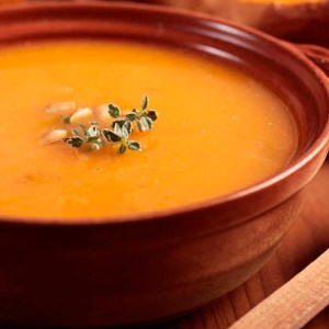St. Supéry Roasted Pumpkin Soup