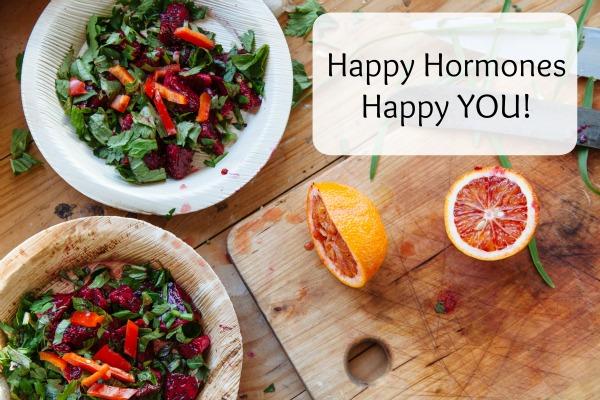 Happy Hormones Happy You