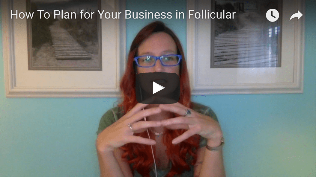Plan W Flow: Rising Follicular