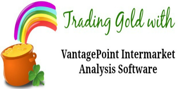 Trading Gold with VantagePoint