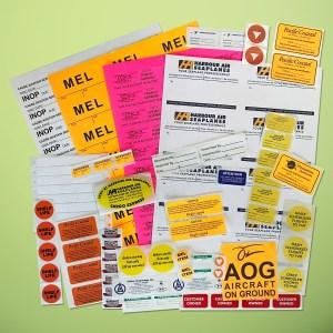 Westholme Business Labels