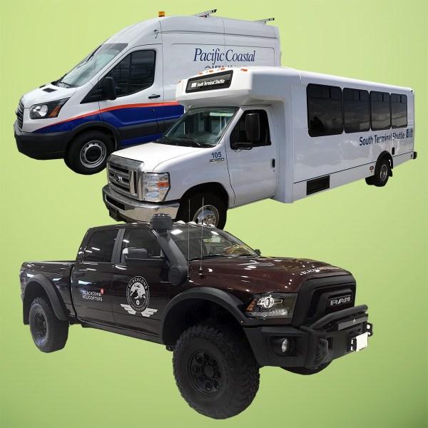 Westholme Vehicle Graphics