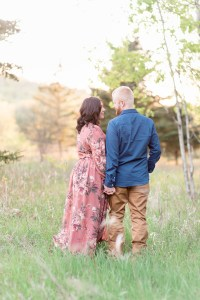 ADK Engagement Session in NY