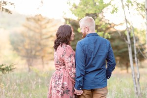 Engagement Session in the Adirondacks