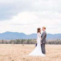 Spring Adirondack Mountain Wedding in Lake Placid