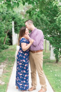 Historic Town Engagement Session