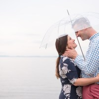 An Adirondack Coast Engagement Session
