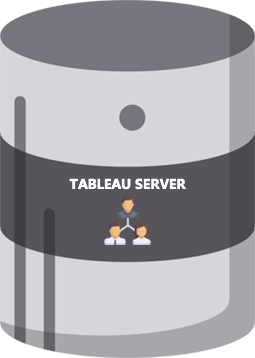 Tableau server icon made by tyler garrett founder of dev3lop and lead tableau consultant