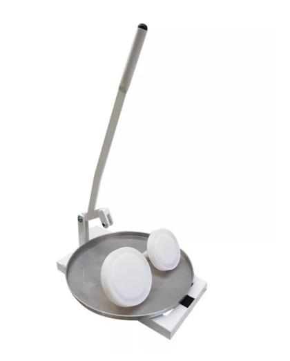 Prensa Modeladora de Esfiha | Com 1 Molde