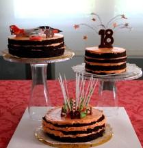 tarta 18 cumpleaños avión