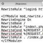 htaccess rewrite