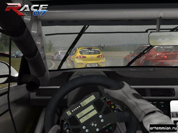 race wtcc 07 screen1 620x465 - RACE 07: Official WTCC Game