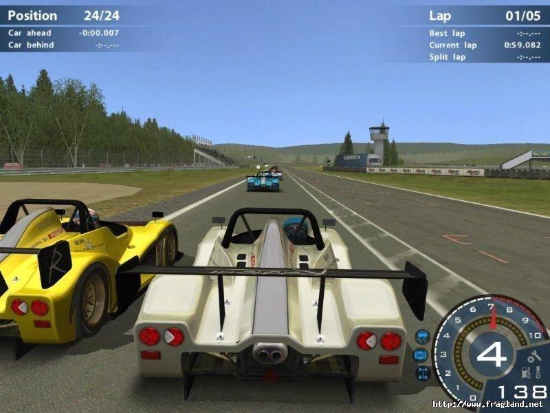 race wtcc 07 screen3 - RACE 07: Official WTCC Game