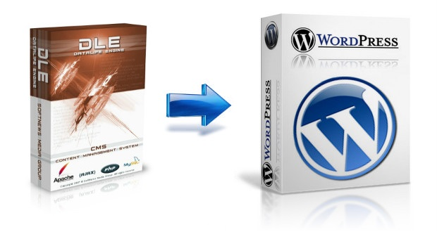 dle wordpress - Полный гайд по миграции с CMS DLE на WordPress