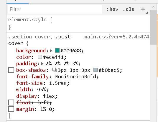 wordpress post code - WordPress — как лаконично добавить дополнительный класс CSS блокам внутри статьи