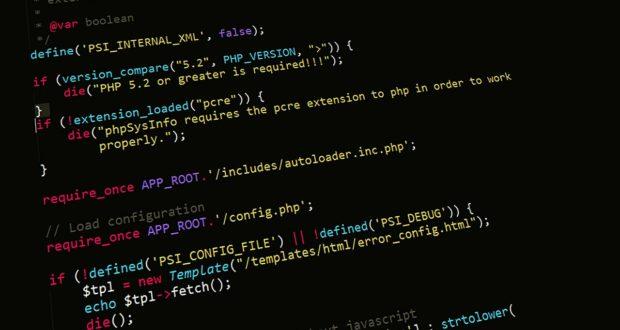 php code example 620x330 - Чем отличаются версии языка PHP