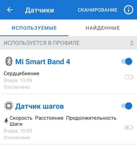urban biker sensors - Три способа связать Xiaomi Mi Smart Band с приложением Strava на примере велосипеда