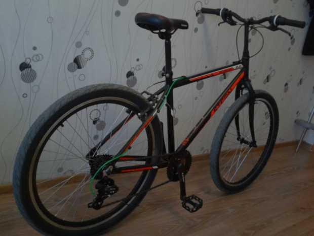 steel ashan bike 620x465 - Обзор основных материалов для производства велосипедных рам