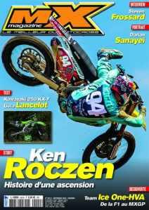 MX Magazine - Ken Roczen