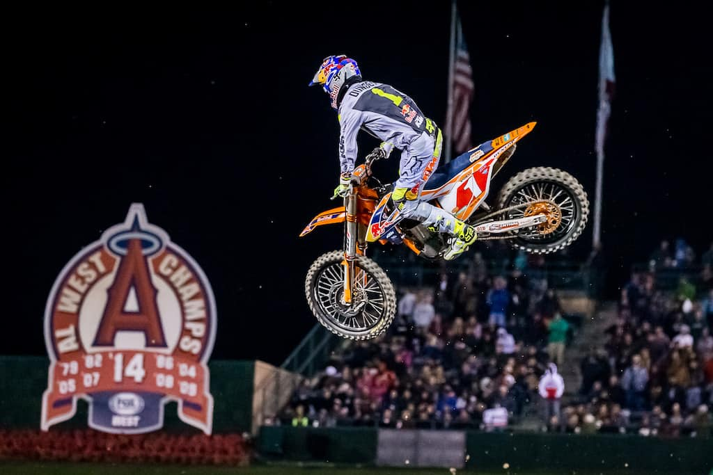 Press Day - Anaheim 1 Supercross 2015