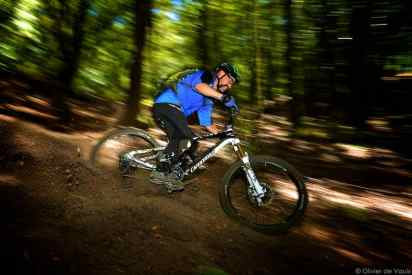 speed mtb photography