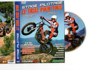 DVD Trails Beta Motors