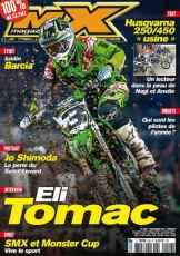 MX Magazine - Eli Tomac