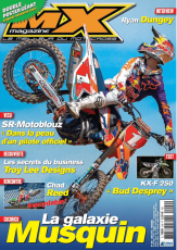 Mx Magazine - Marvin Musquin east coast Supercross Champion