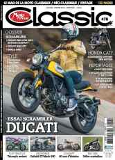 moto revue classic - Ducati scrambler