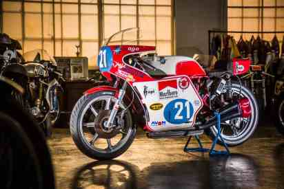 Team Obsolete MV Augusta Agostini