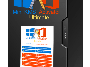 KMS Activator Ultimate Crack 2.2 For Windows + Office Download [Latest]
