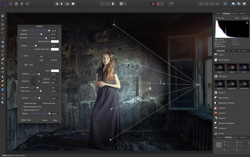 Affinity Photo Crack v1.10.1.1142 With Serial Key + License Code {2021}