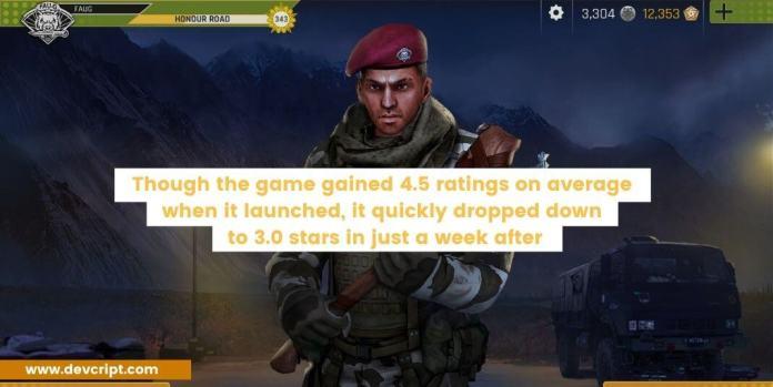FAUG review