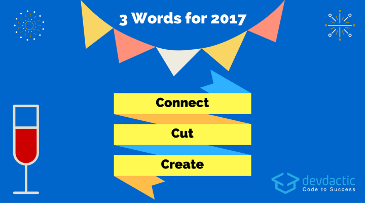 My 3 Words for 2017