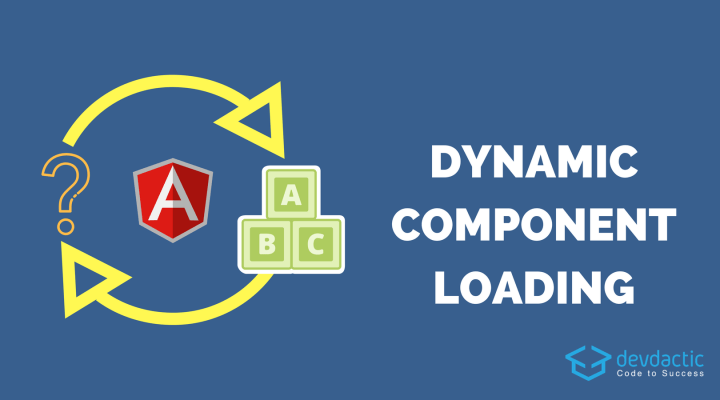 Loading Dynamic Components with Ionic & Angular