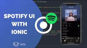 spotify-ui-with-ionic